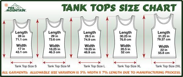 The Mountain Tanktops